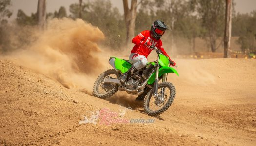 Video & Gallery: 2020 Kawasaki KX250F