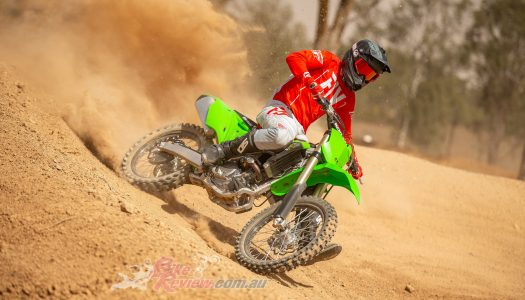 Review: 2020 Kawasaki KX250
