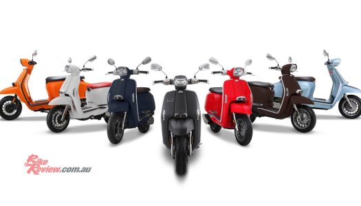 Free on roads with Lambretta purchases until December 31!