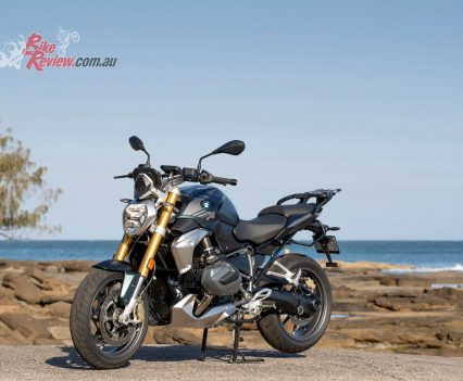 The R 1250 R Exclusive comes in at $25,965 + ORC and is about as high spec as you can get in modern motorcycling.