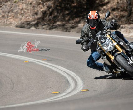 The BMW R 1250 R comes in three variants. We tested the Exclusive...