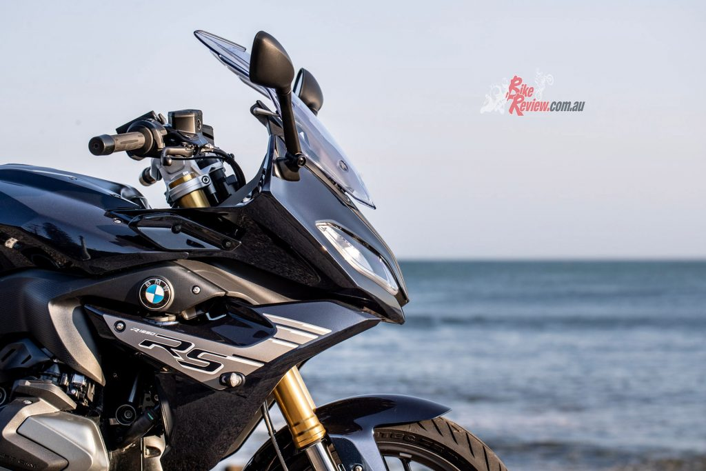BMW R 1250 RS Exclusive.