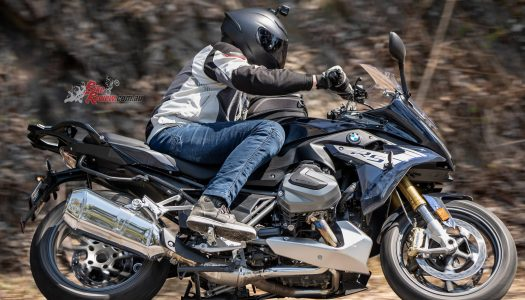 Review: 2020 BMW R 1250 RS Exclusive