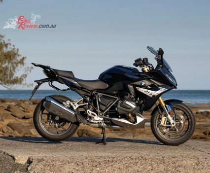 The R 1250 RS Exclusive is quite reserved in the styling department but looks can be deceiving...