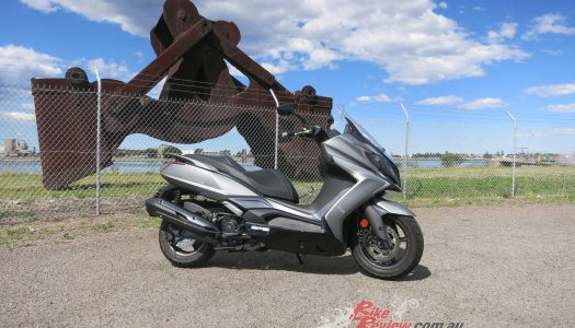 Video & Review: 2019 Kymco Downtown 350i ABS