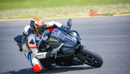 Yamaha R Series Track Day, R Riders take on SMSP