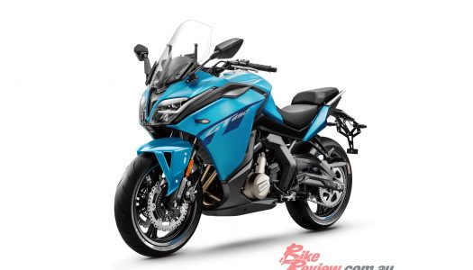 New Model: 2020 CFMoto 650GT here now!