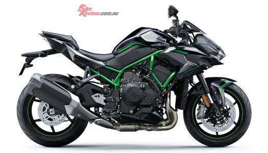 New Model: 2020 Kawasaki Z H2, details, gallery & video, EICMA 2019
