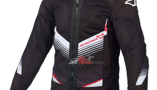 New Product: Macna Rewind Summer Jacket
