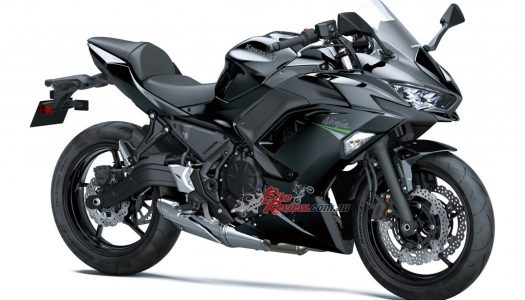 Model Update: 2020 updated Kawasaki Ninja 650 & Ninja 650L