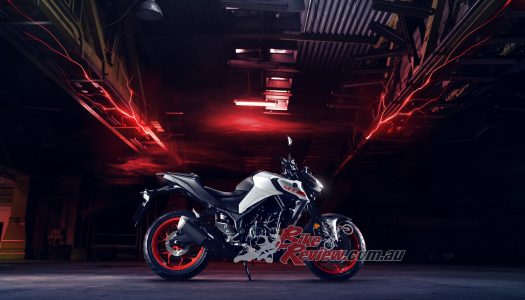 Model Update: 2020 Yamaha MT-03