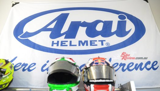 Feature: Arai Race Service, behind the scenes in the pits…