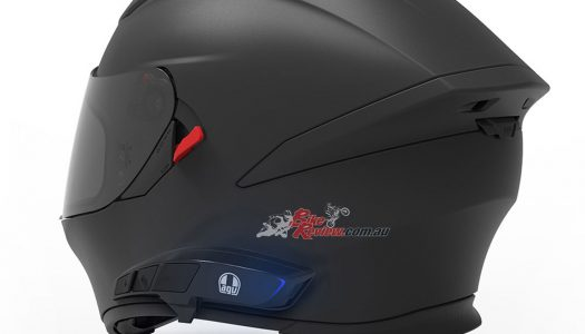 New Product: ARK Comms systems for AGV Helmets