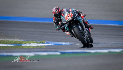 Calendar changes announced for the 2020 MotoGP season