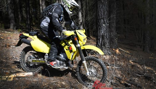 Limited Release: 2020 Suzuki DR-Z400E – Cape York Edition