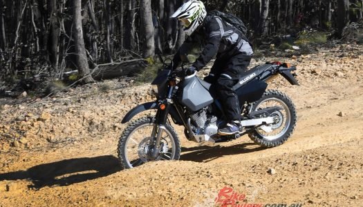 2020 Suzuki DR650SE Tanami Edition available now!
