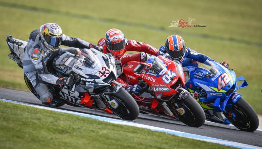 MotoGP Gallery: Pramac Generac Australian Motorcycle GP