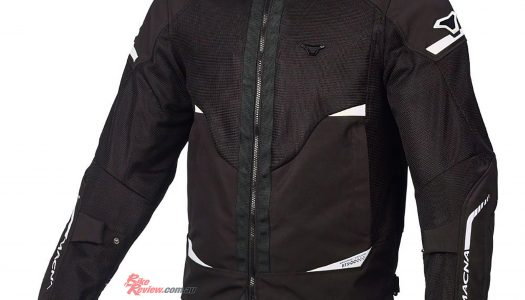 New Product: Macna Hurracage Summer Jacket