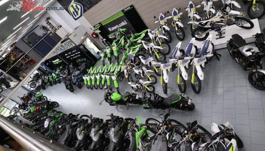 Aussie Workshops: MotoHUB Motorcycles & Accessories