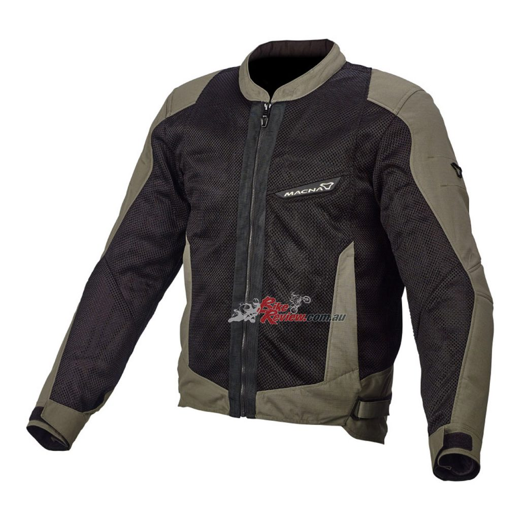 The Macna Velocity jacket for 2020 is available now.