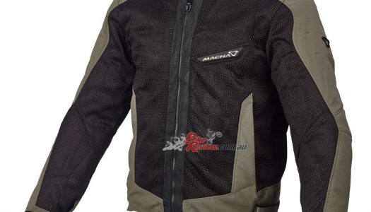 New Product: Macna Velocity Summer Jacket