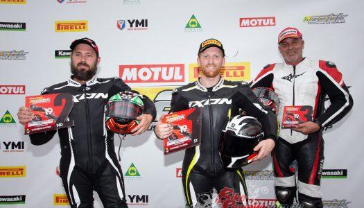 Superbike Masters, ASBK Finale, SMSP