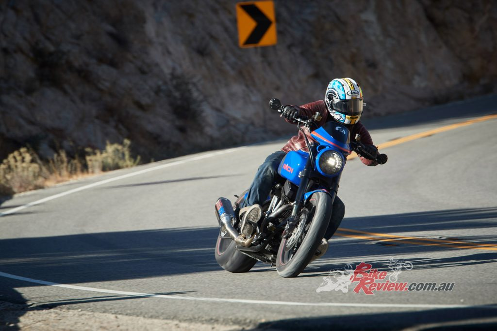 Chad carving up Angles Crest, LA, on the KRGT-1. Wear a black lid next time Chad!