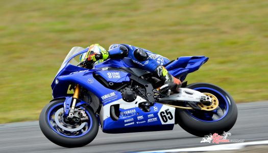 2020 ASBK: Wagner to join Halliday in Yamaha Racing Team.