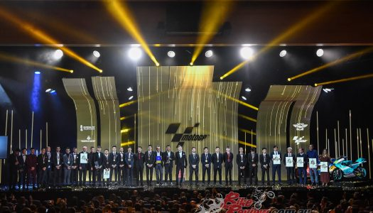 FIM MotoGP™ Awards Ceremony brings 2019 to a close
