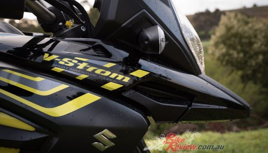 Free $3000 luggage system with Suzuki V-Strom 1000XT