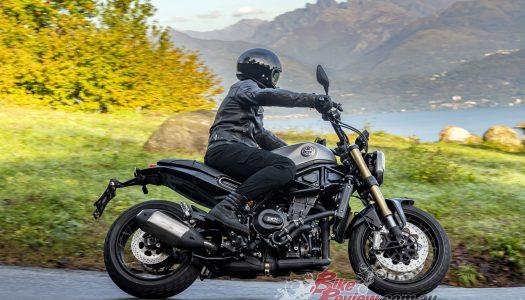 New Model: 2020 Benelli Leoncino 800, EICMA 2019