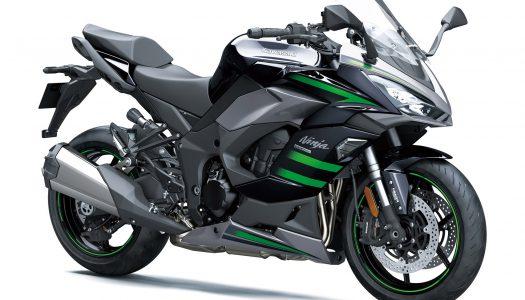 Model Update: 2020 Kawasaki Ninja 1000SX, EICMA 2019