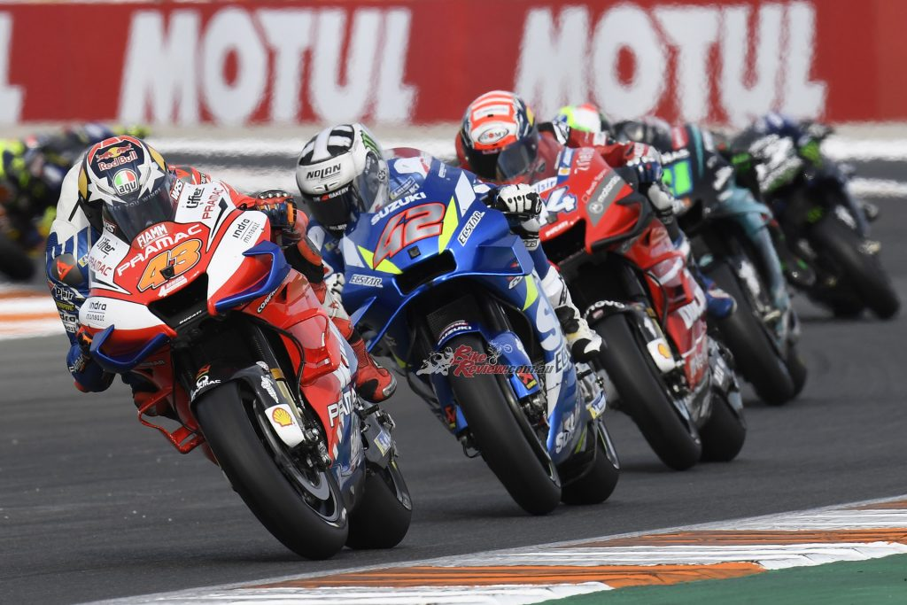 The 2020 MotoGP season had been pushed back after COVID-19 gripped the world and forced us all into lockdown.