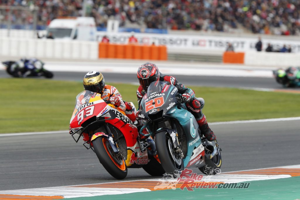 Players can play as their favourite rides on famous MotoGP bikes and race around popular worldwide tracks.