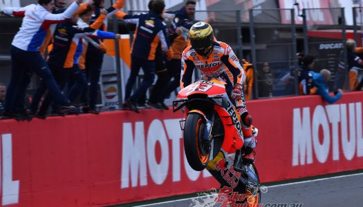 MotoGP Valencia, the thrilling finale for 2019 didn't disappoint!