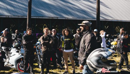 Ride Sunday 2019 raises $35,000 for men's health and Movember.