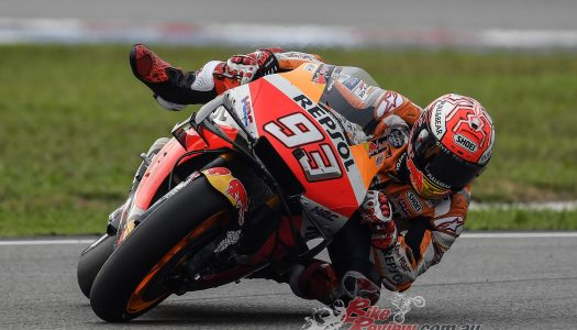 Saturday MotoGP Report: Shell Malaysia Motorcycle Grand Prix