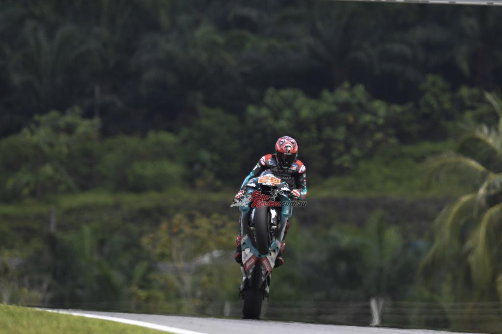 There was also the announcement of a MotoE calendar which will see it run for five rounds.