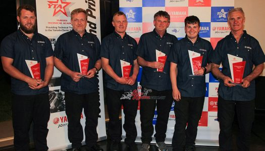Bevan Holmes claims Oceania Motorcycle Tech GP at YMA