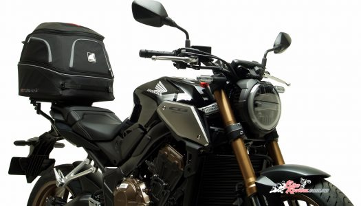 New Product: Ventura Luggage for 2019 CB650R & CBR650R