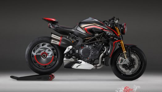 2020 Drag Race Inspired MV Agusta Rush 1000, EICMA 2019