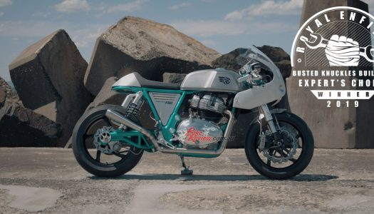 Royal Enfield Busted Knuckles build-off winners revealed!