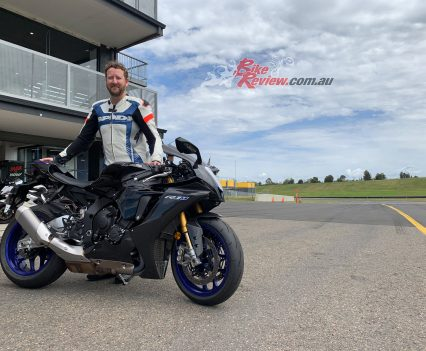 The 2020 YZF-R1M is an incredible motorcycle, absolutely on rails.
