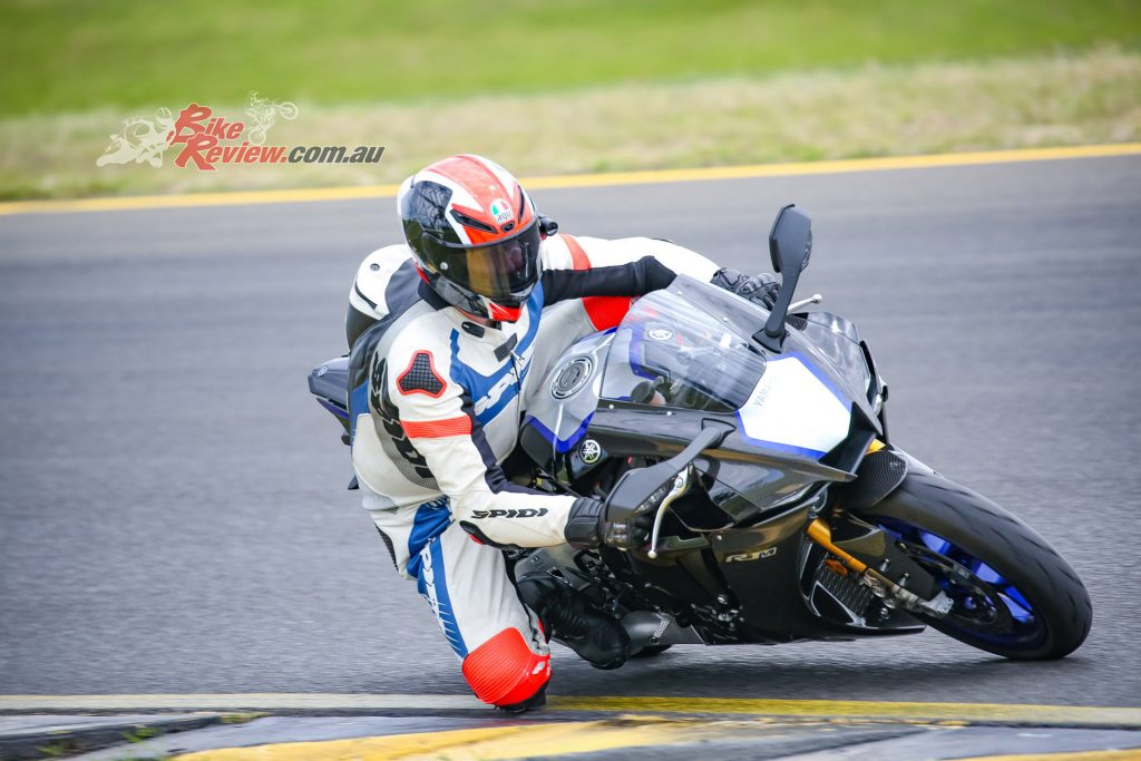 The R1M is a bike that just does everything so easily yet blindingly fast. If only the brakes were sorted...