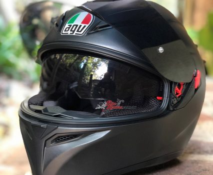 Helmet Review Agv K5 S Sports Touring Lid Bike Review