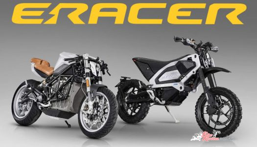 New Models: E-Racer Edge and RUGGED Mk2 electric bikes
