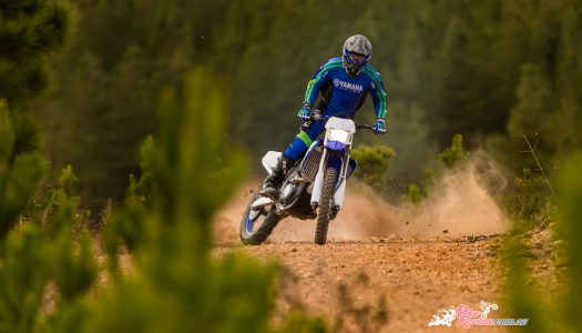 One per cent Finance on all Yamaha Enduro Models