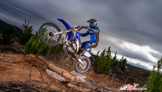 In Showrooms Now: 2020 Yamaha WR250F