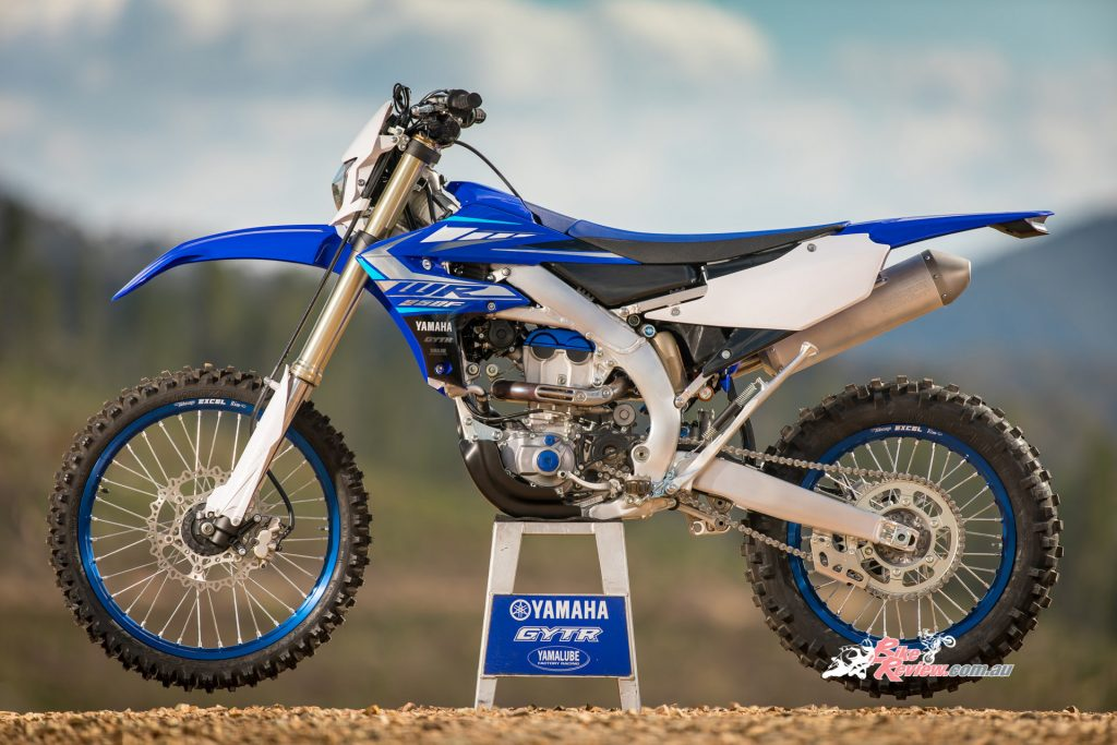 The offer includes new release 2020 Yamaha Enduro models, such as the heavily updated 2020 Yamaha WR250F.