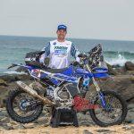 Yamaha dealer Rodney Faggotter returns to the Dakar Rally on a WR450F!